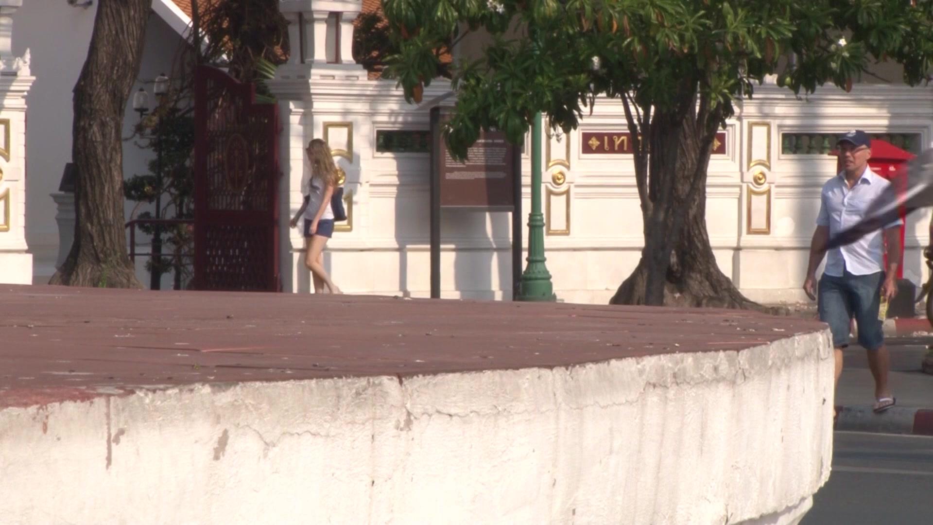 Мировая прогулка: Таиланд (Бангкок) - Серия 3