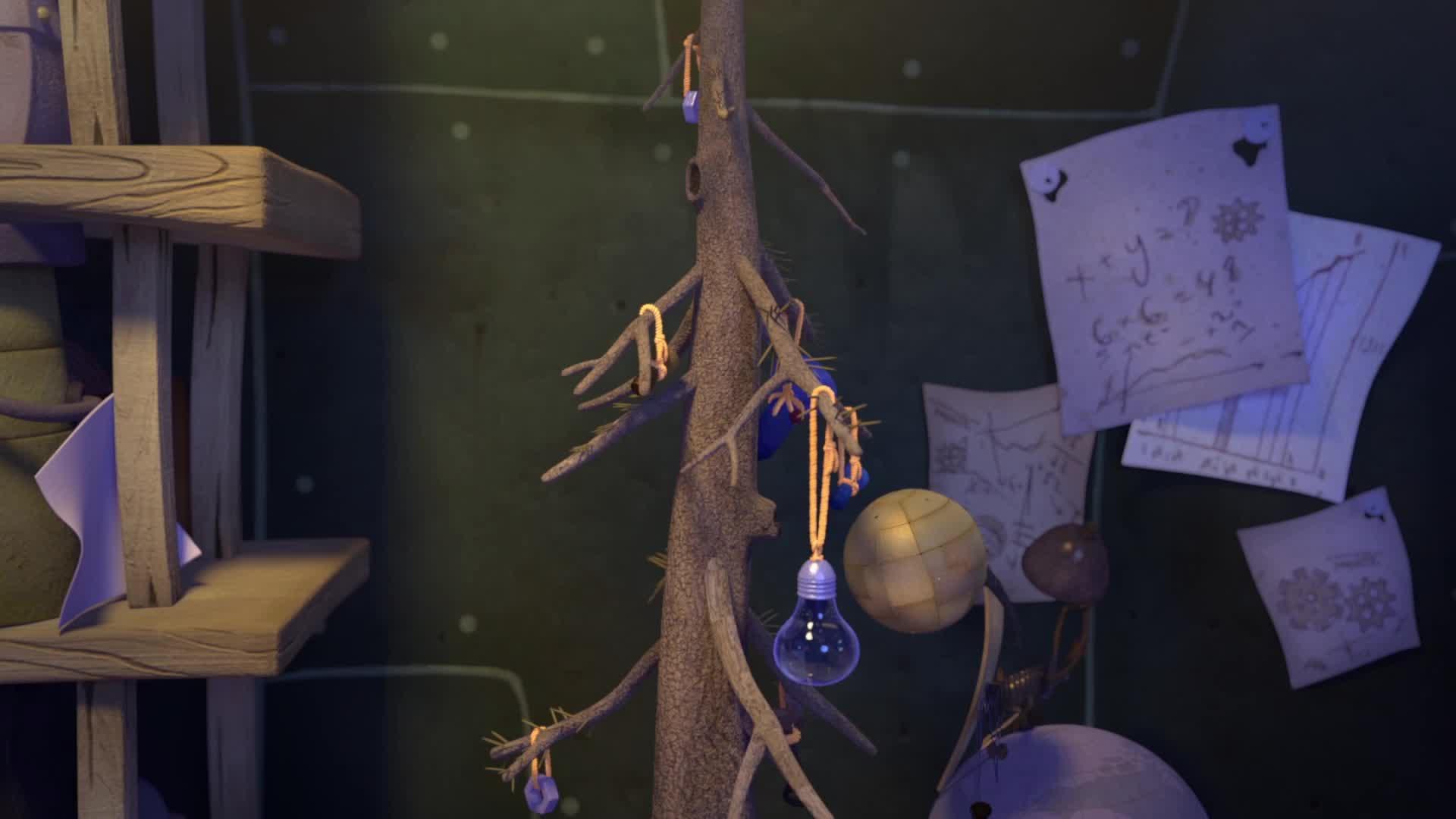 Смешарики: Пин-код - Серия 1