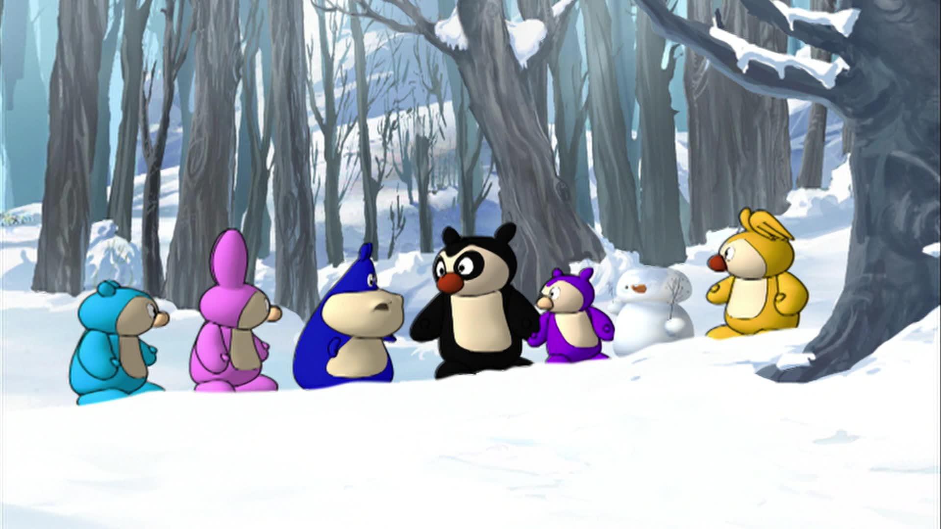 Гнуфы / Спасите снеговика