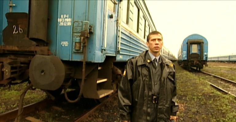 Вокзал - Серия 10