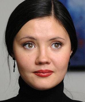 Екатерина Двигубская