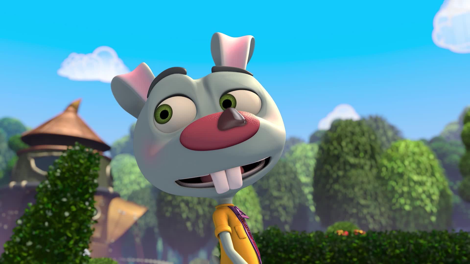 10 друзей Кролика - Серия 41