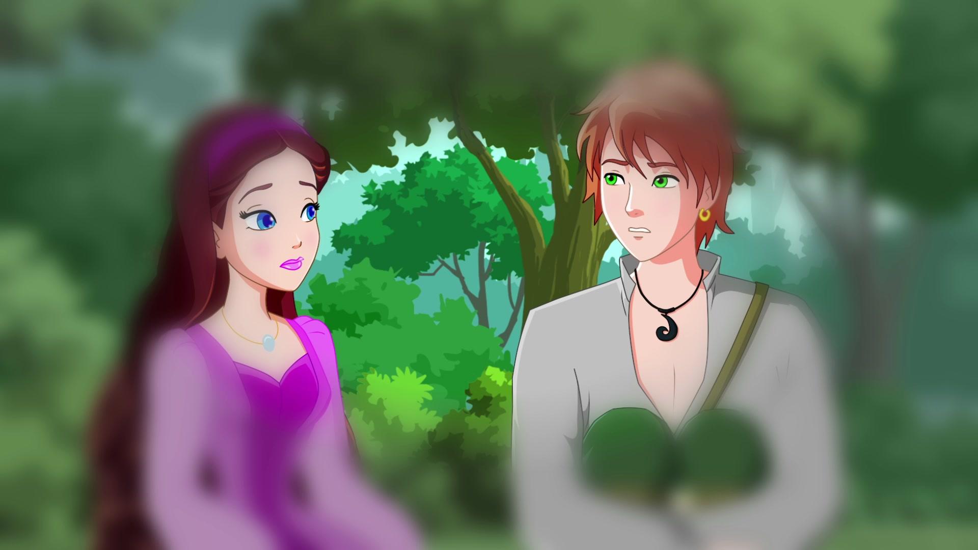 Принцесса Сисси - Серия 11