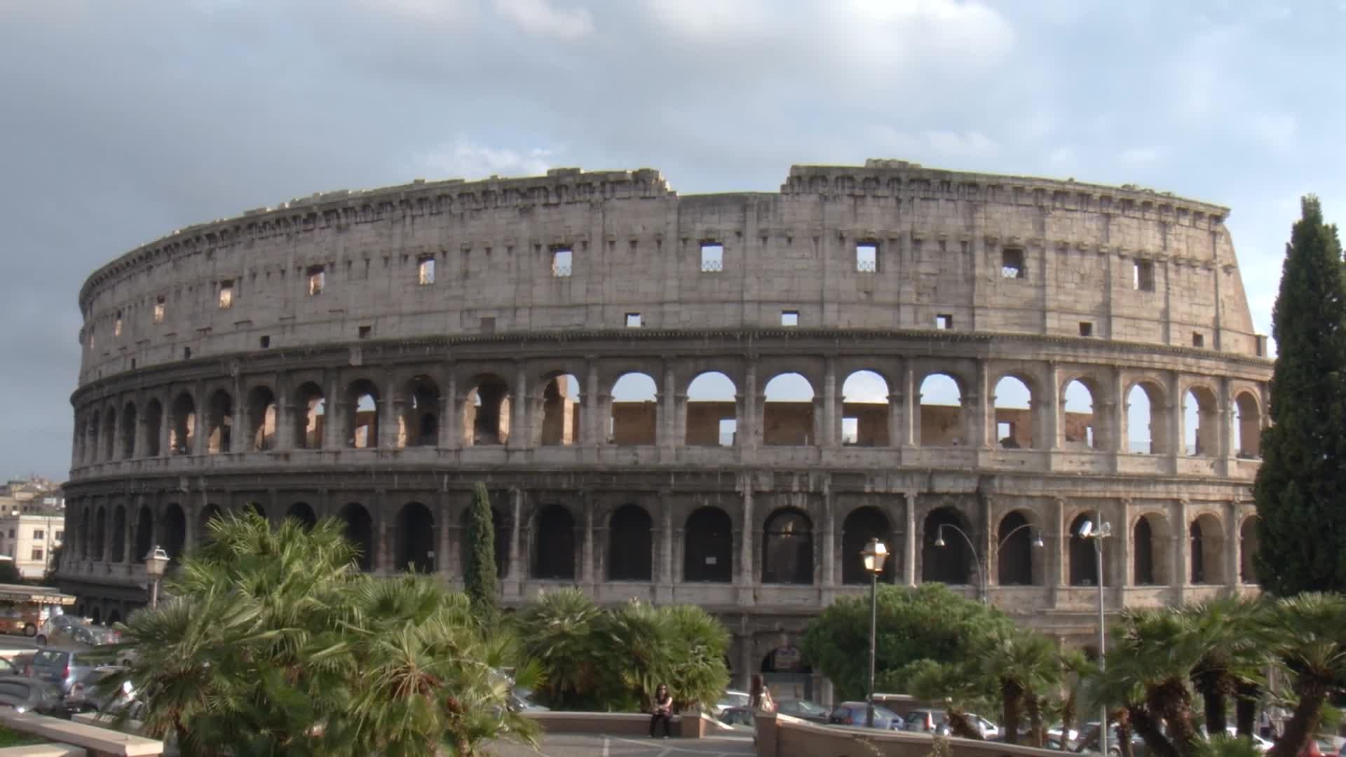 Блеск и слава Древнего Рима - Серия 1