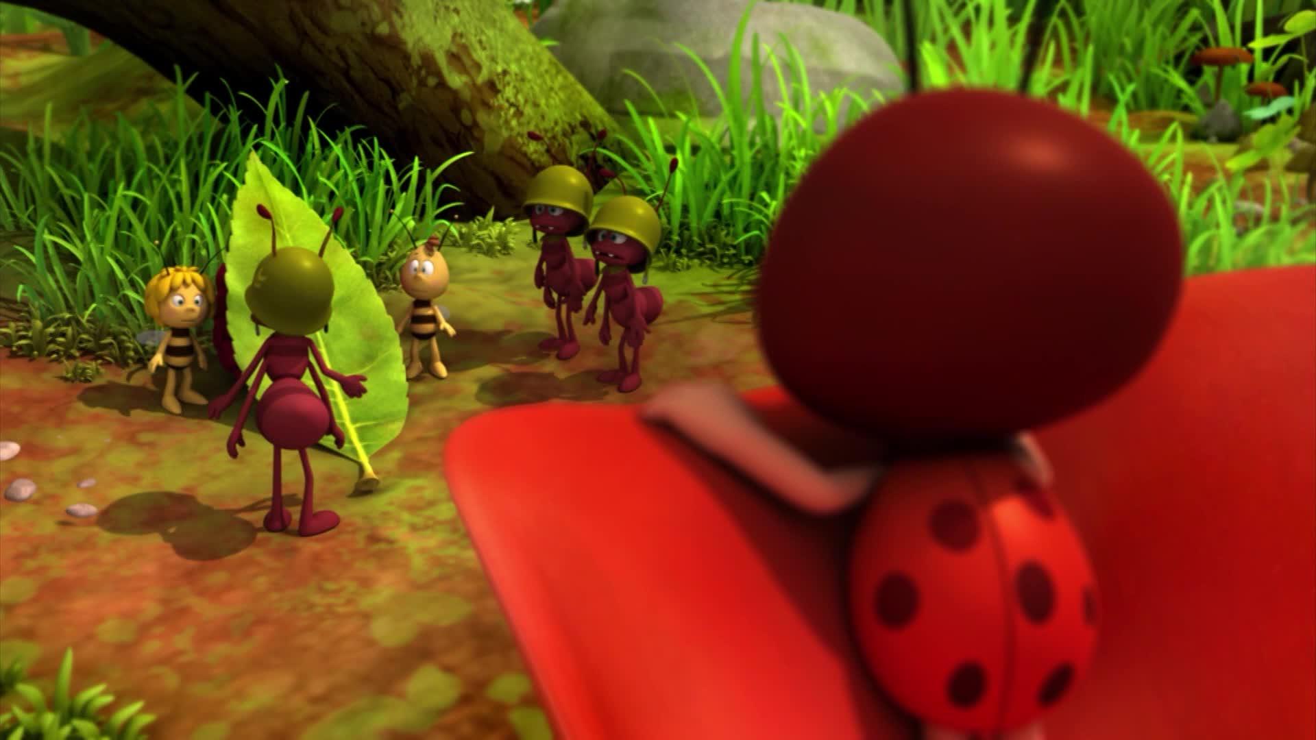 Пчелка Майя: Новые приключения / Запретный плод