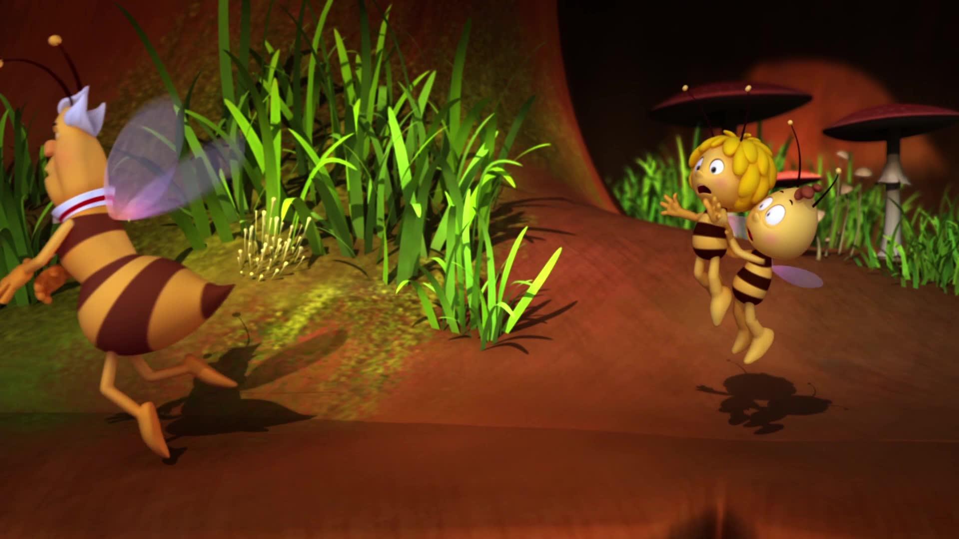 Пчелка Майя: Новые приключения / Неожиданный переезд
