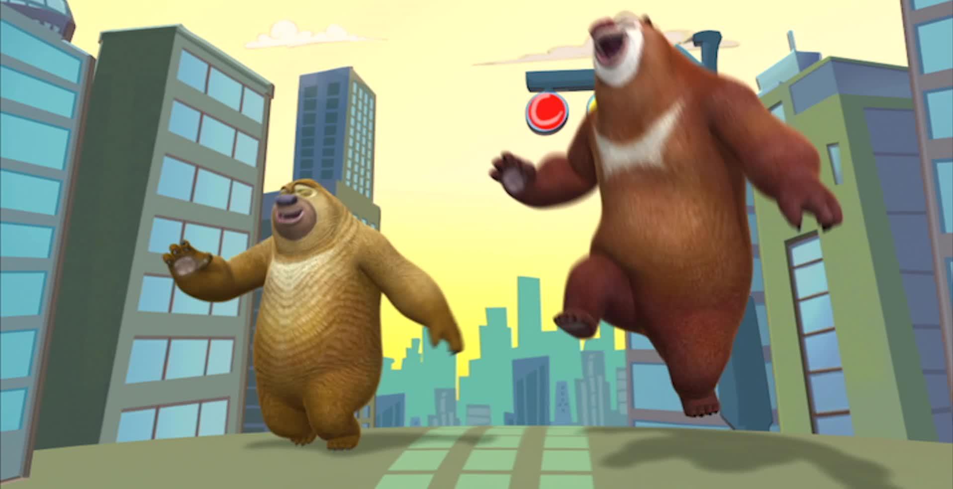 Медведи-соседи - Серия 65