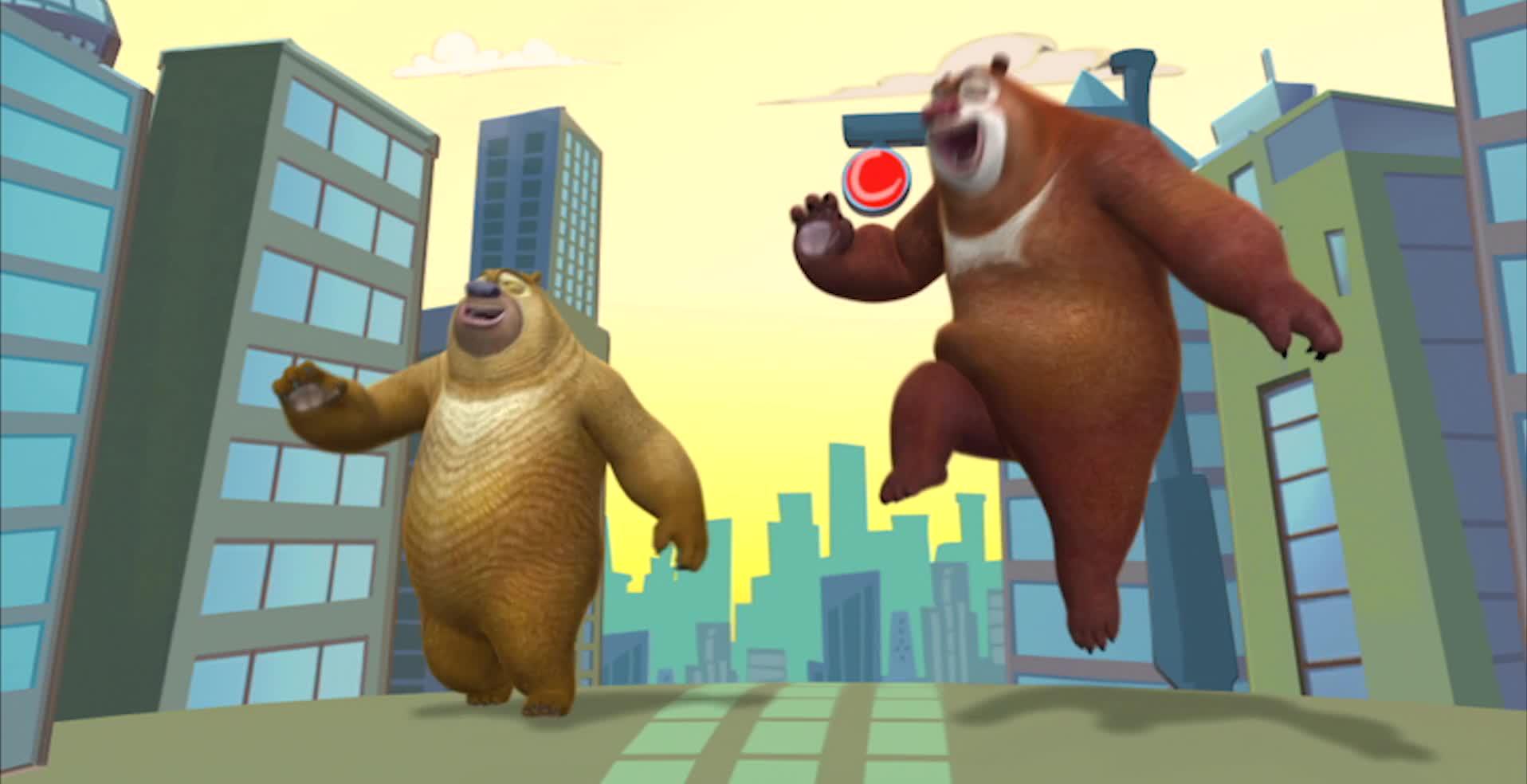 Медведи-соседи - Серия 59