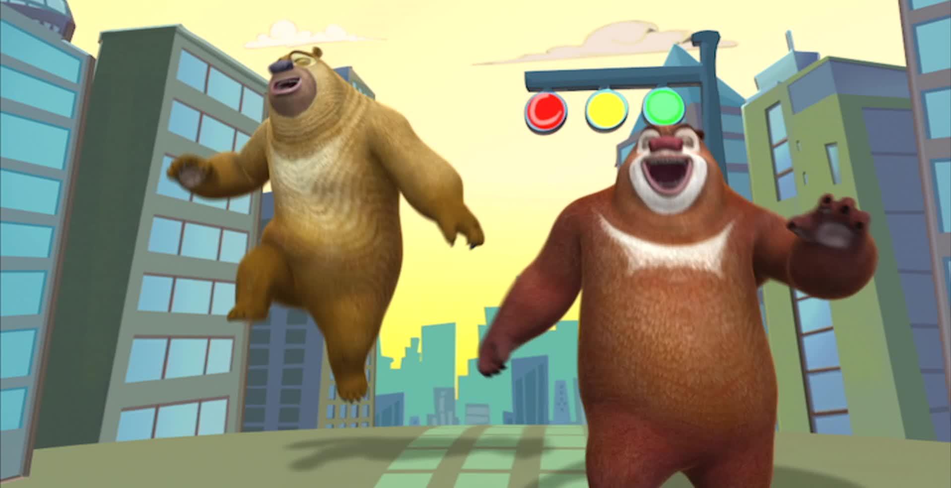 Медведи-соседи - Серия 32