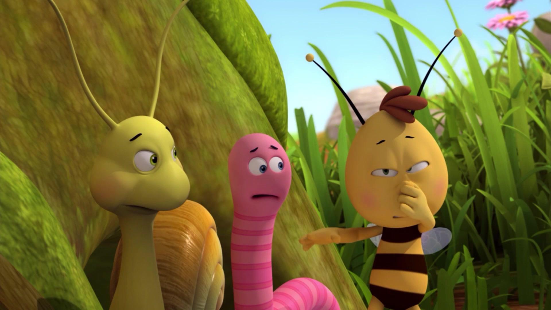 Пчелка Майя: Новые приключения / Подарок небес