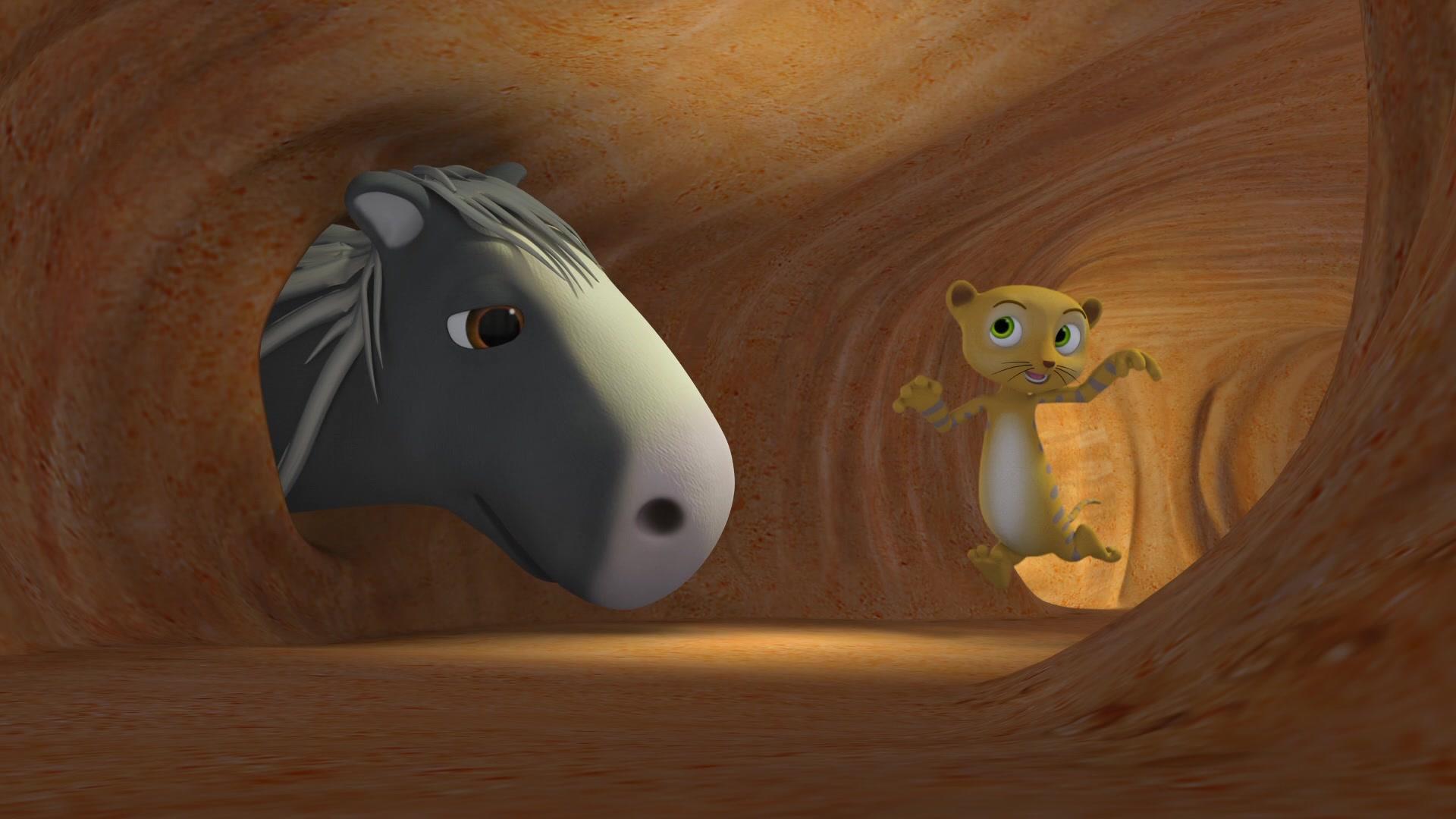 Висспер / Конь в окне