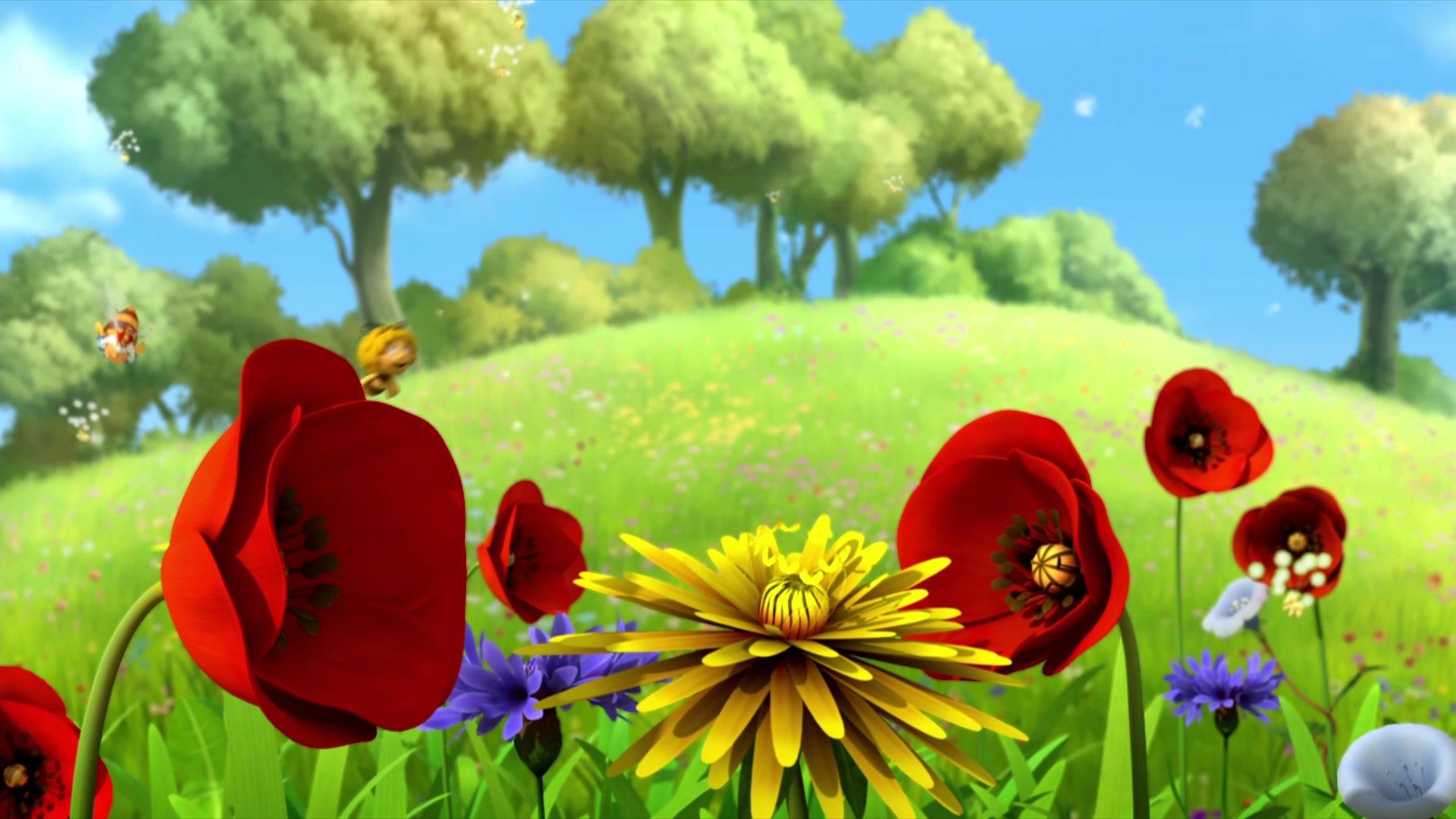 Пчелка Майя: Новые приключения / Выходной для королевы