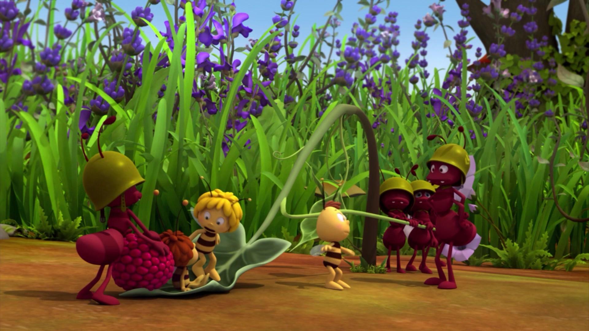 Пчелка Майя: Новые приключения / Невезучая пчела