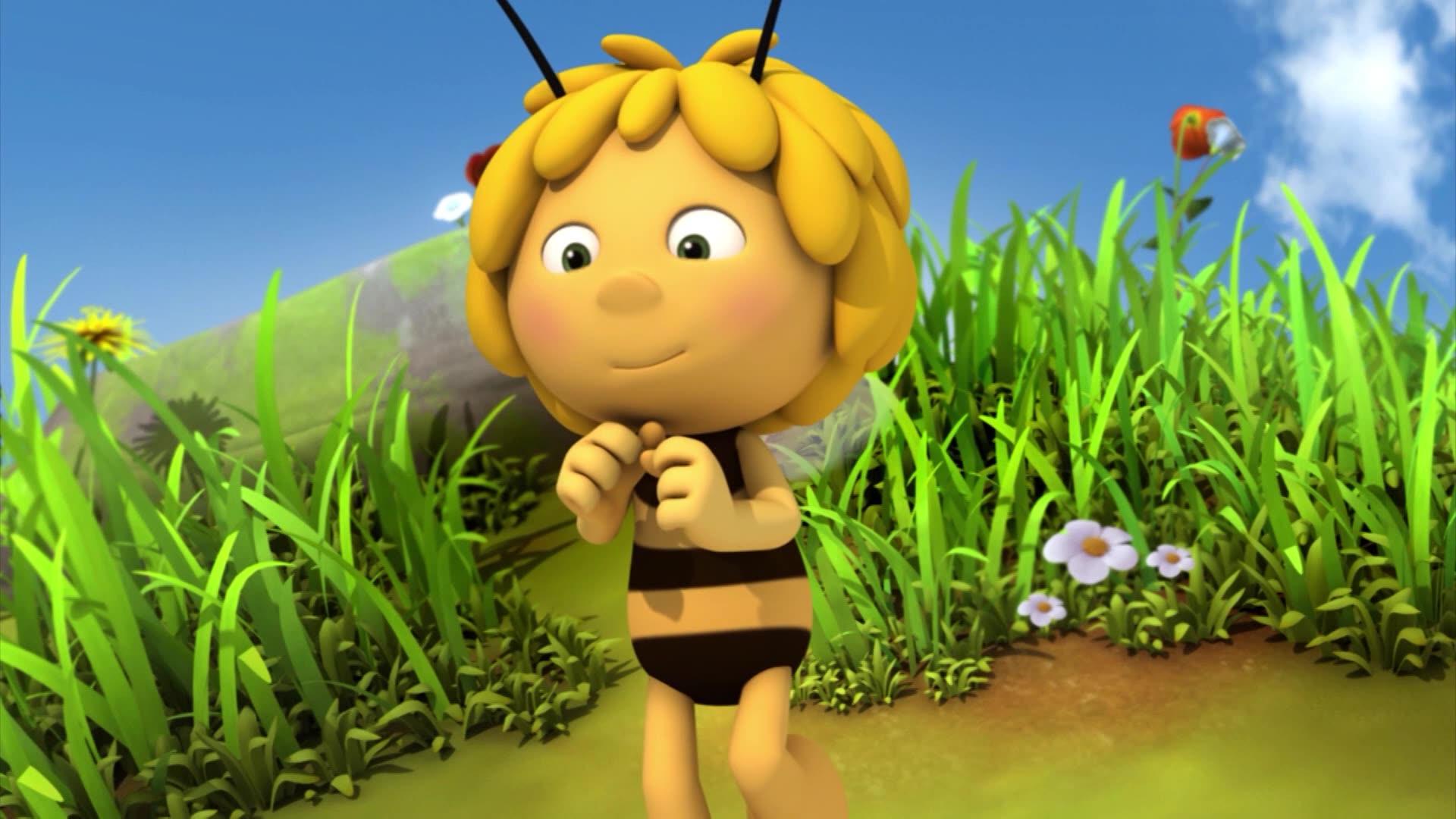 Пчелка Майя: Новые приключения / Крылатый чемпион