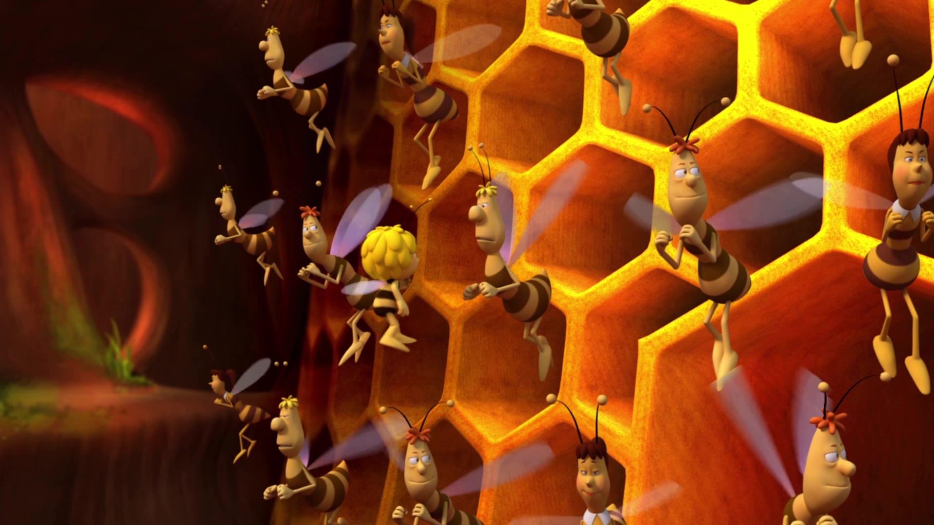 Пчелка Майя: Новые приключения / Лесная напасть