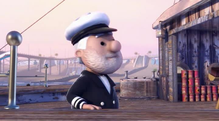 Олли: Веселый грузовичок / Олли — моряк!