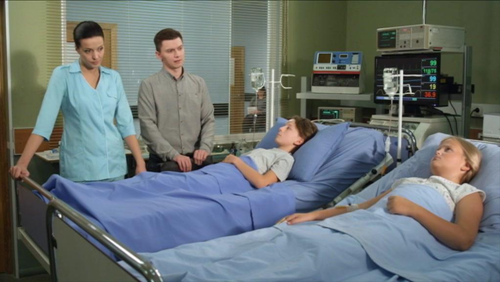 Дежурный врач (На украинском языке) - Серия 32