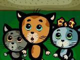 Три котёнка - Серия 4