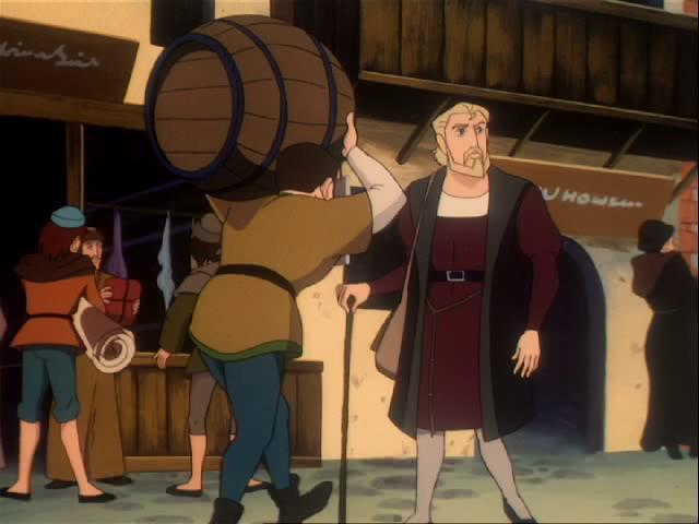Христофор Колумб (1991) - Серия 15