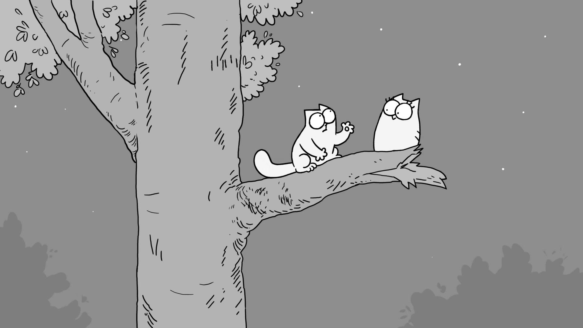 Кот Саймона / Свидание вслепую