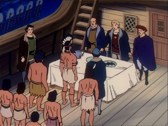 Христофор Колумб (1991) - Серия 24
