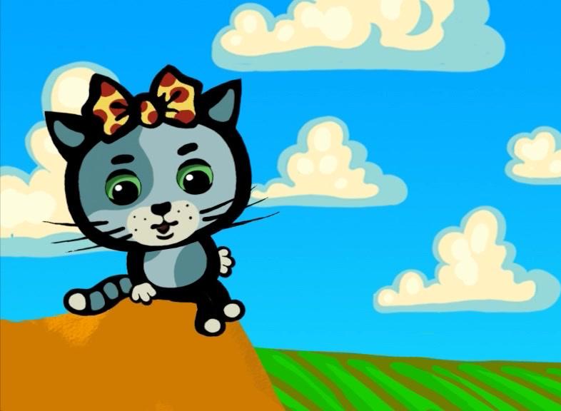 Три котёнка - Серия 1