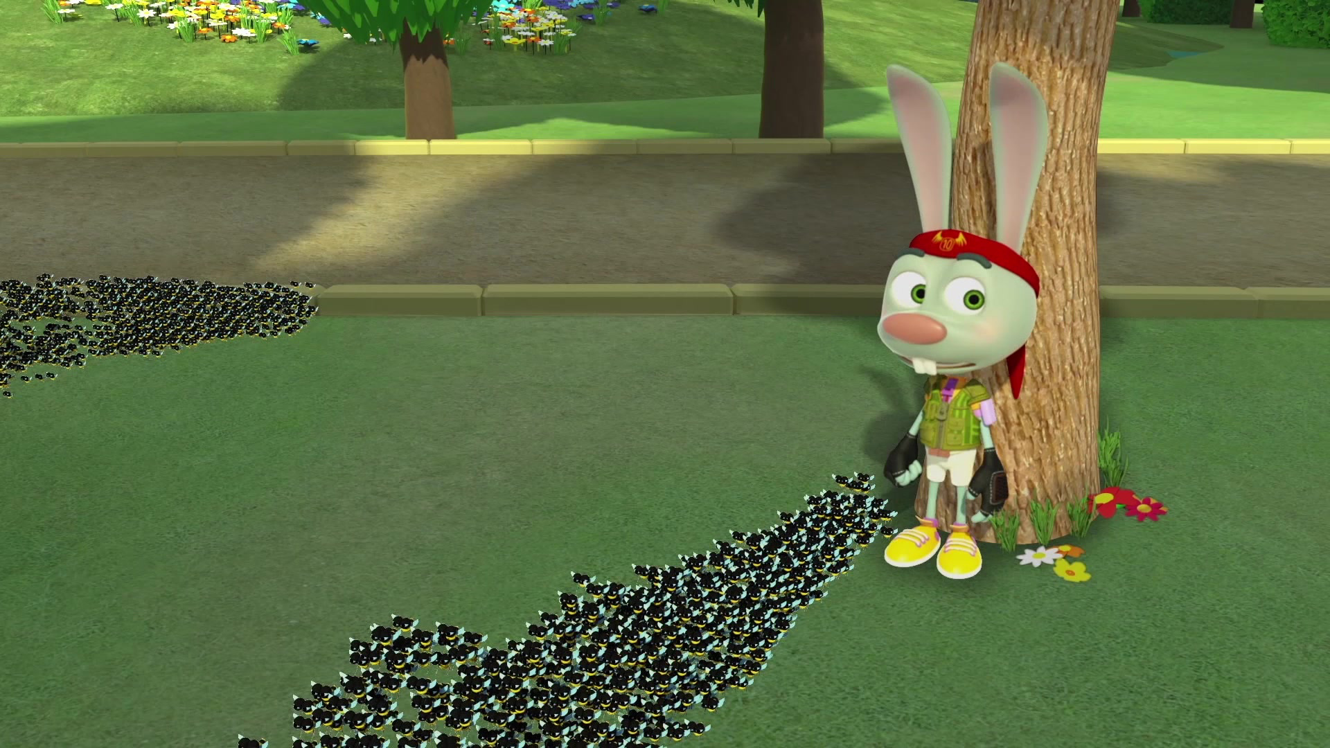 10 друзей Кролика - Серия 43