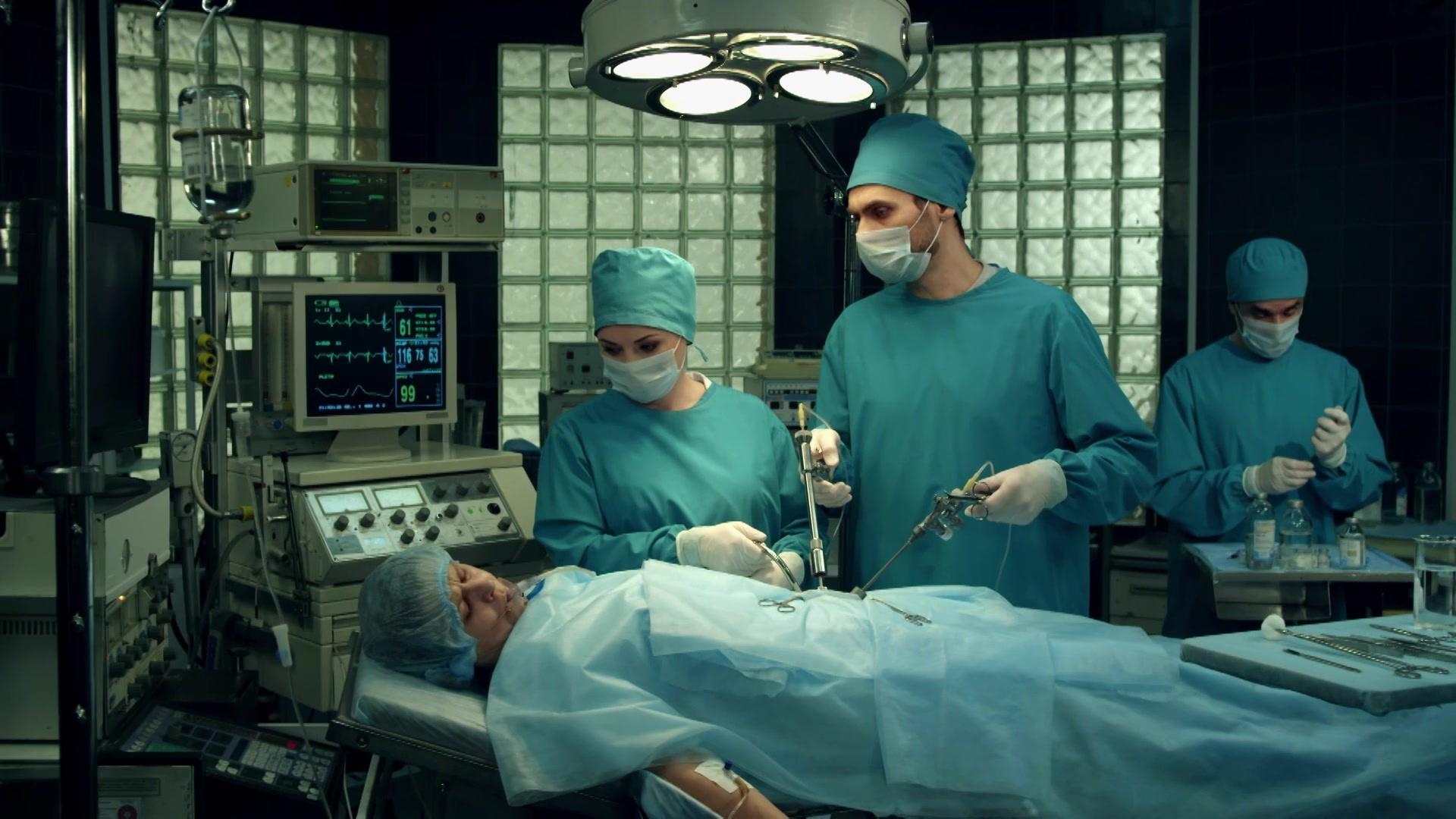Дежурный врач (На украинском языке) - Серия 22