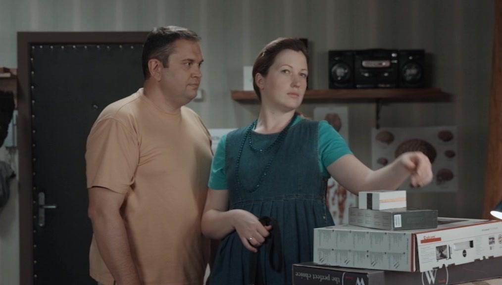 Кольцо с рубином - Серия 43