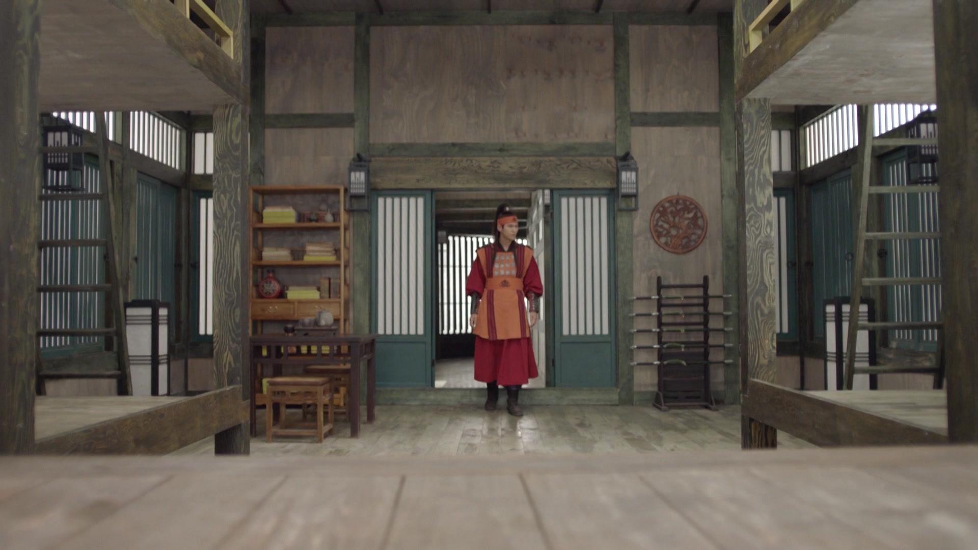 Отряд «Хваран» / Серия 12