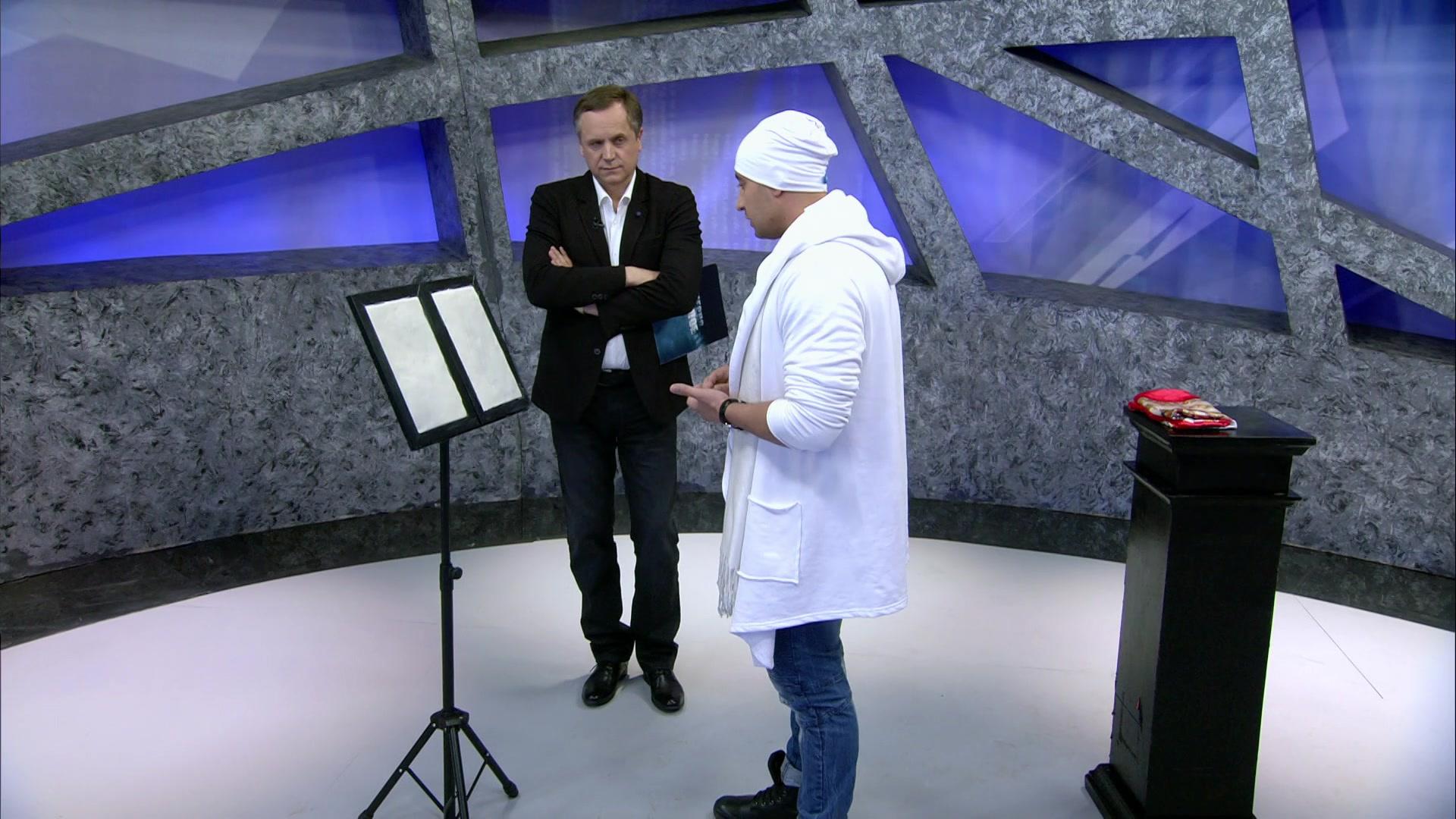 Черно-белое - Серия 8