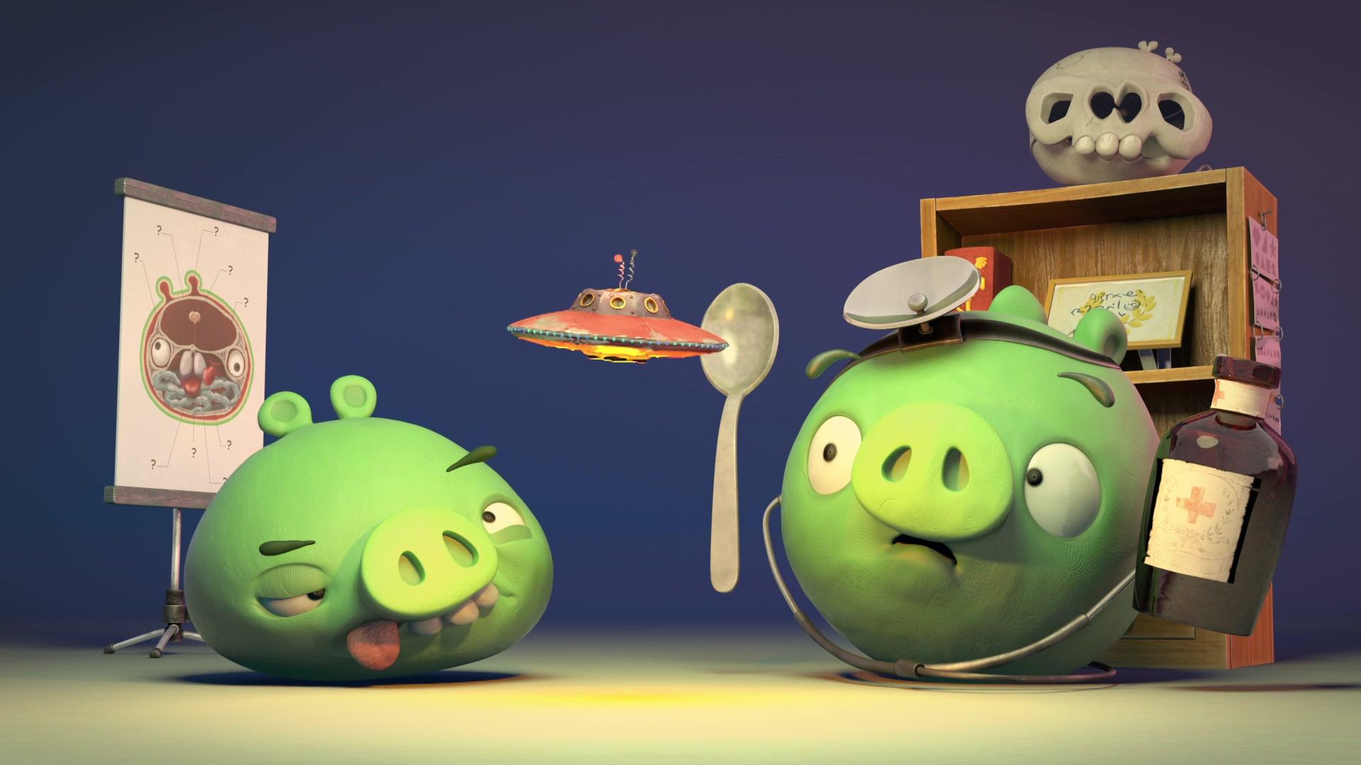 Истории свинок / Кольцо для свинки