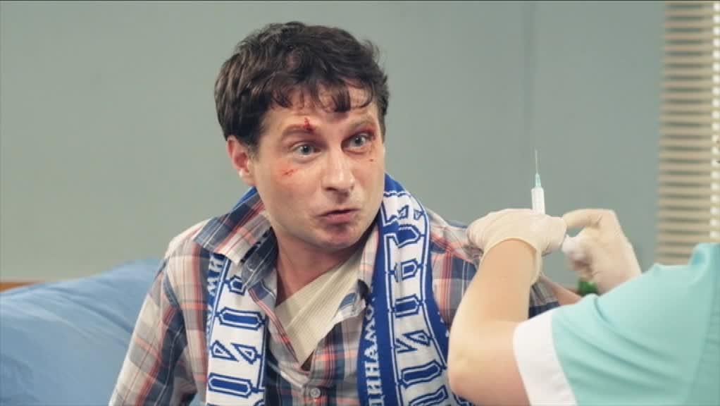 Дежурный врач (На украинском языке) - Серия 39