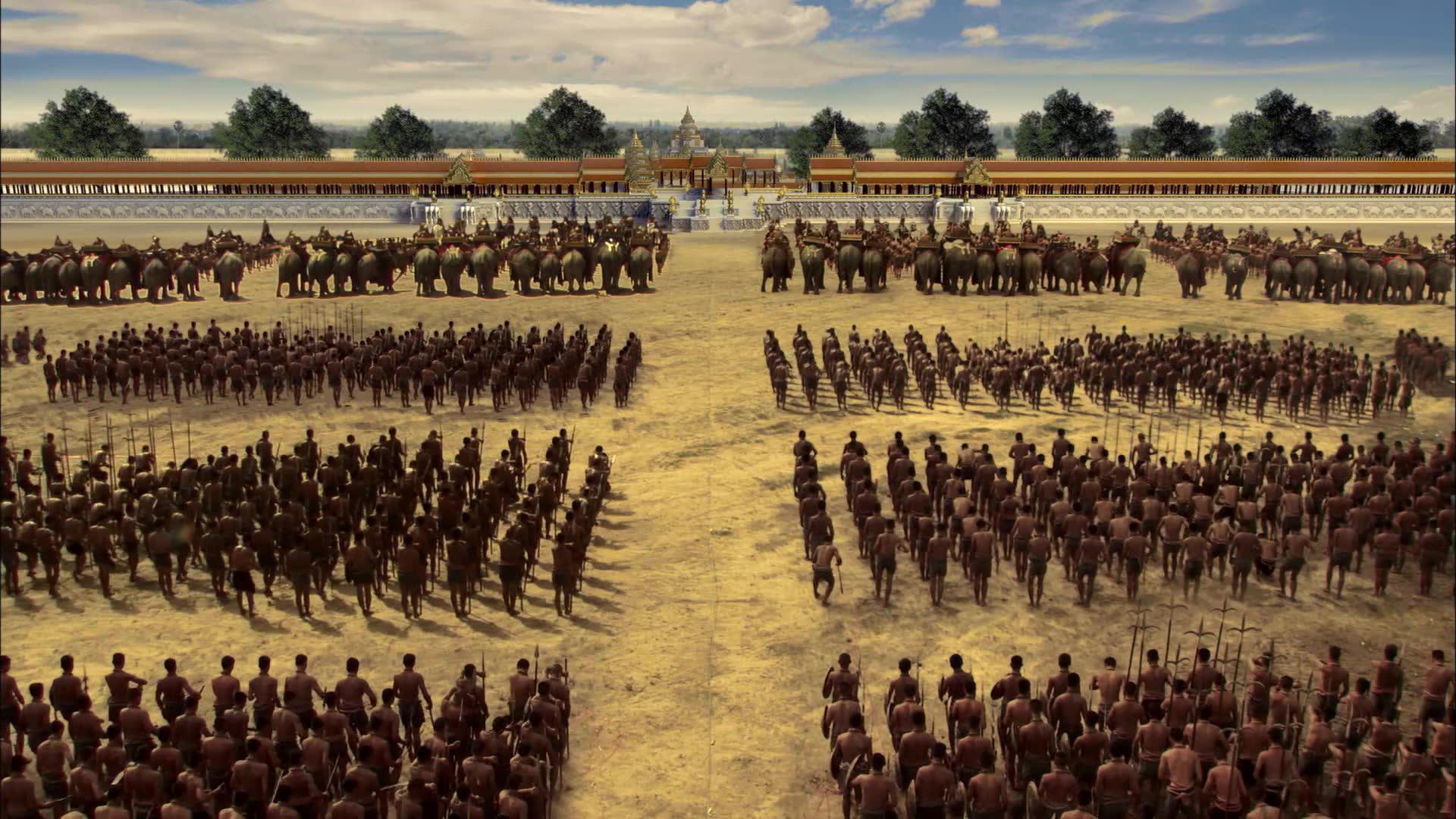 Ангкор. Земля Богов - Серия 2
