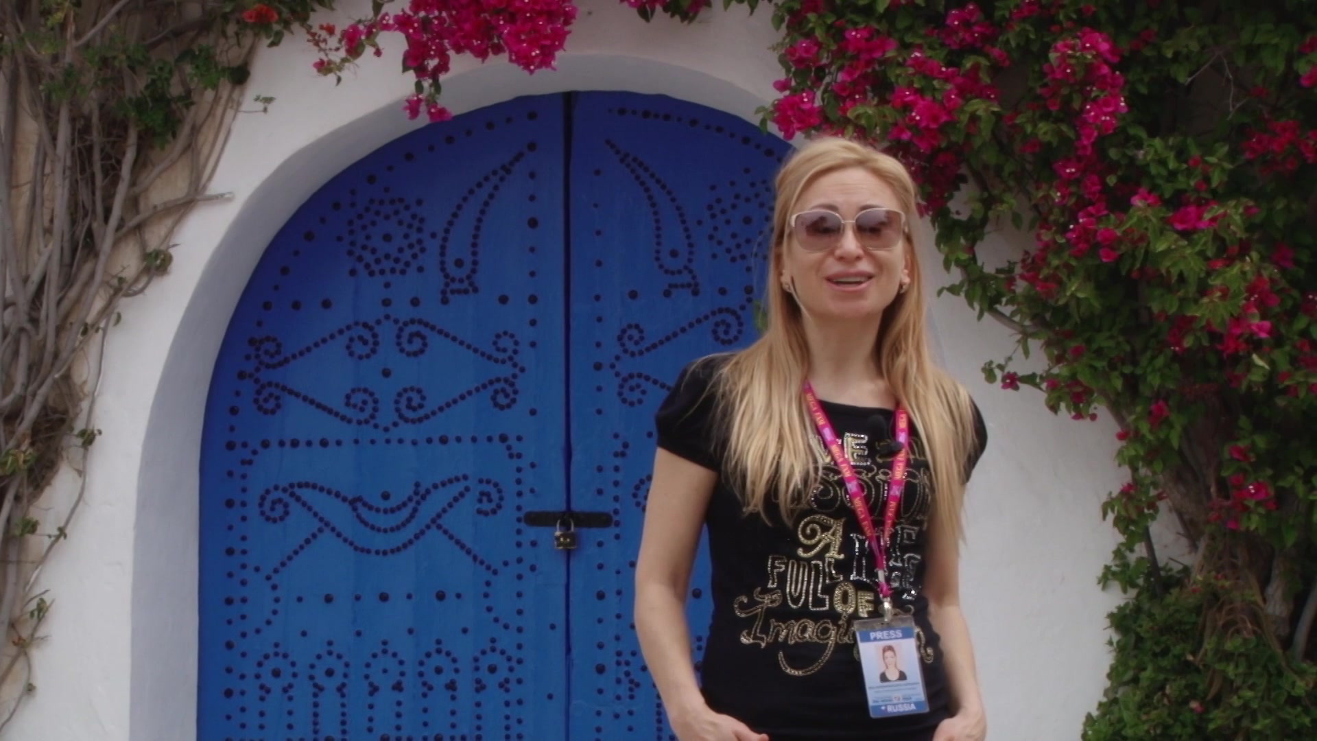 Мировая прогулка: Тунис - Серия 1