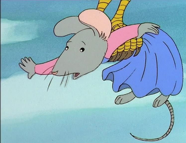 Сказочные истории / Мышка, которая упала с неба