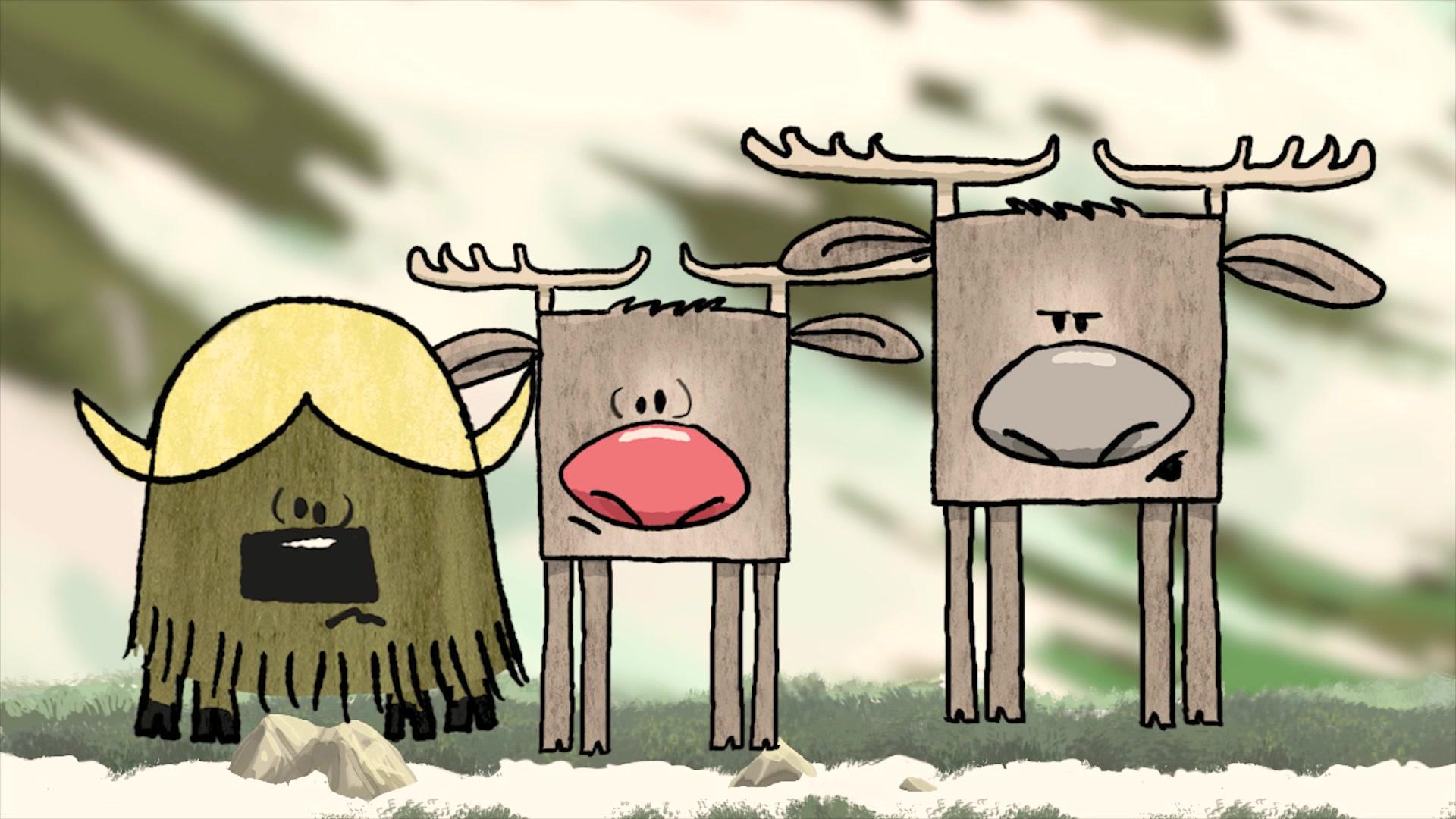 Квадратные зверюшки - Серия 40