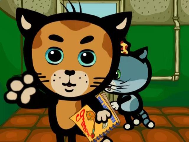 Три котёнка - Серия 7