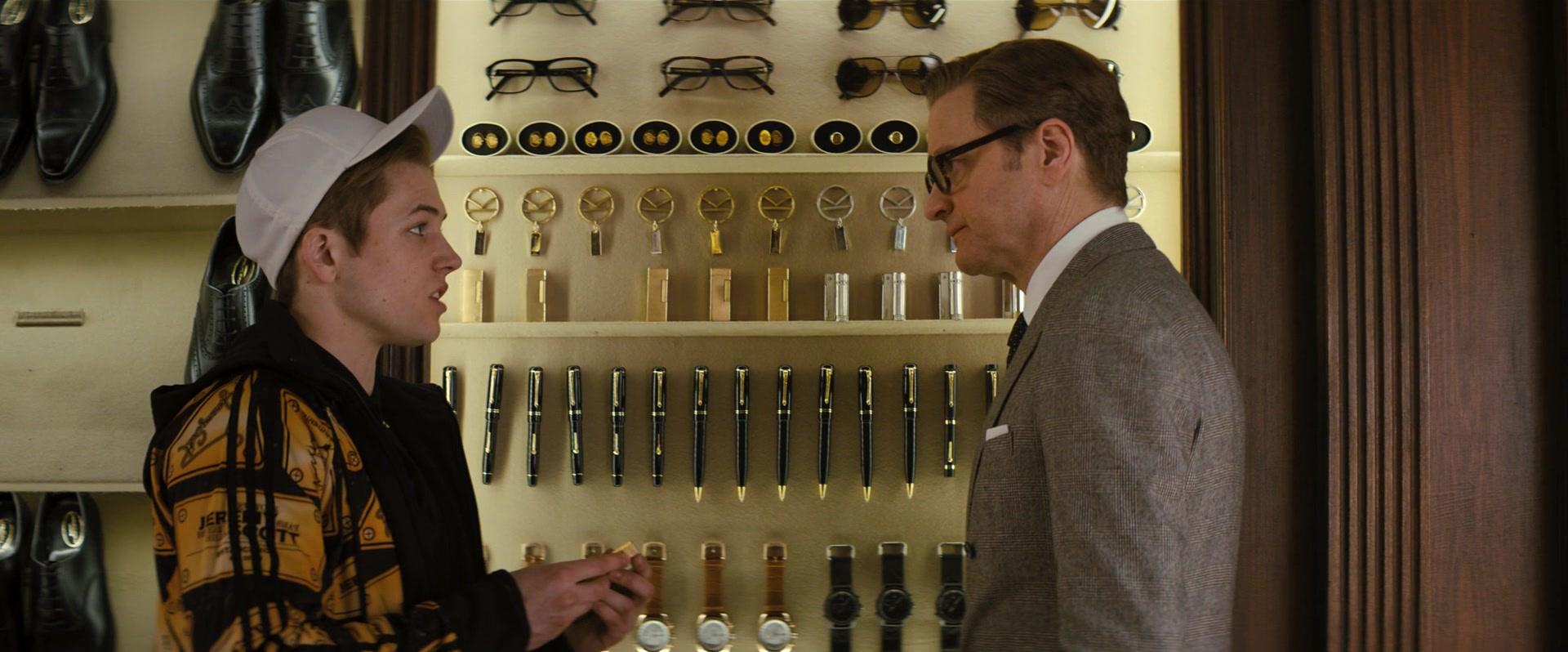 Kingsman: Секретная служба (2015) смотреть онлайн или ...