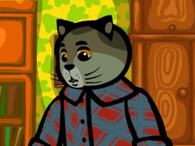 Три котёнка - Серия 8