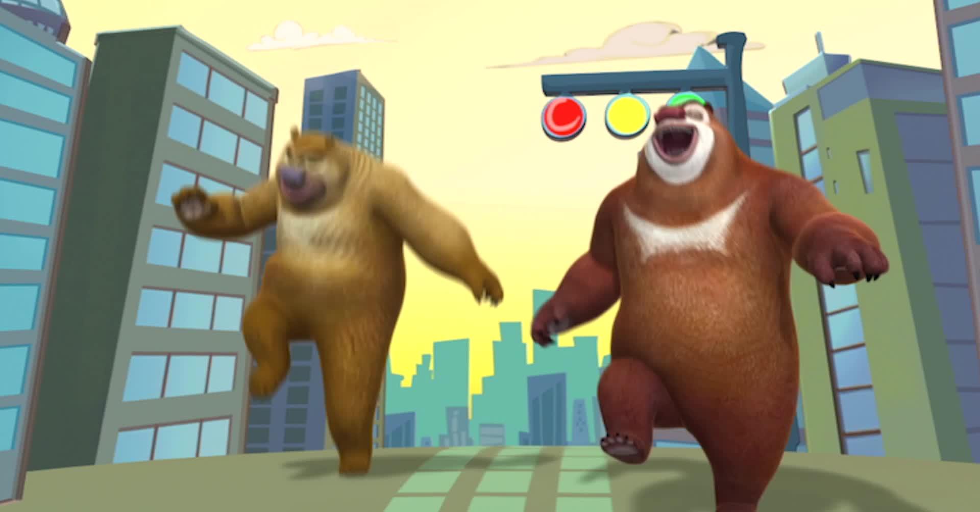Медведи-соседи - Серия 97