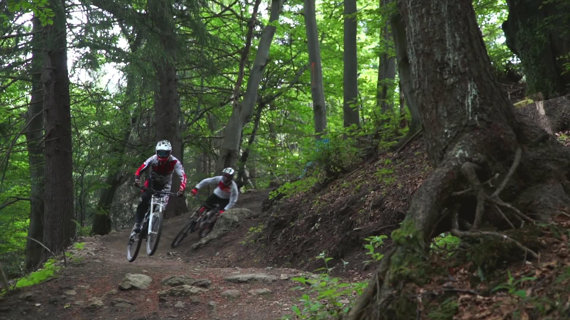 RideThePlanet / Словакия и Австрия. Маунтинбайк