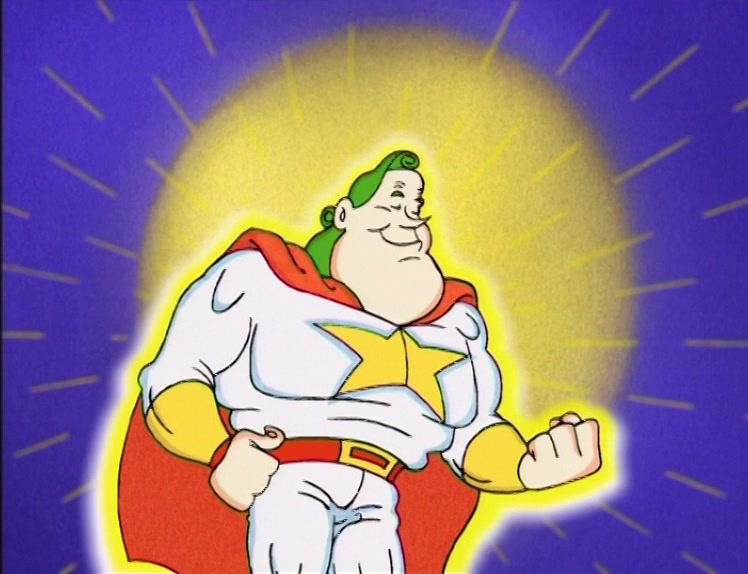 Сказочные истории / Колдуньи против супергероев
