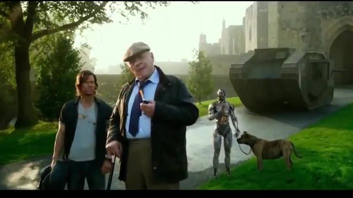 Промо-ролик (английский язык)