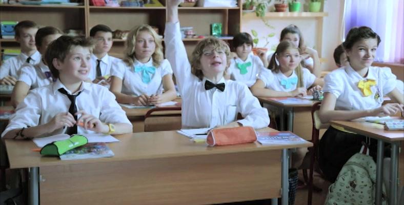 Классная школа - Серия 18