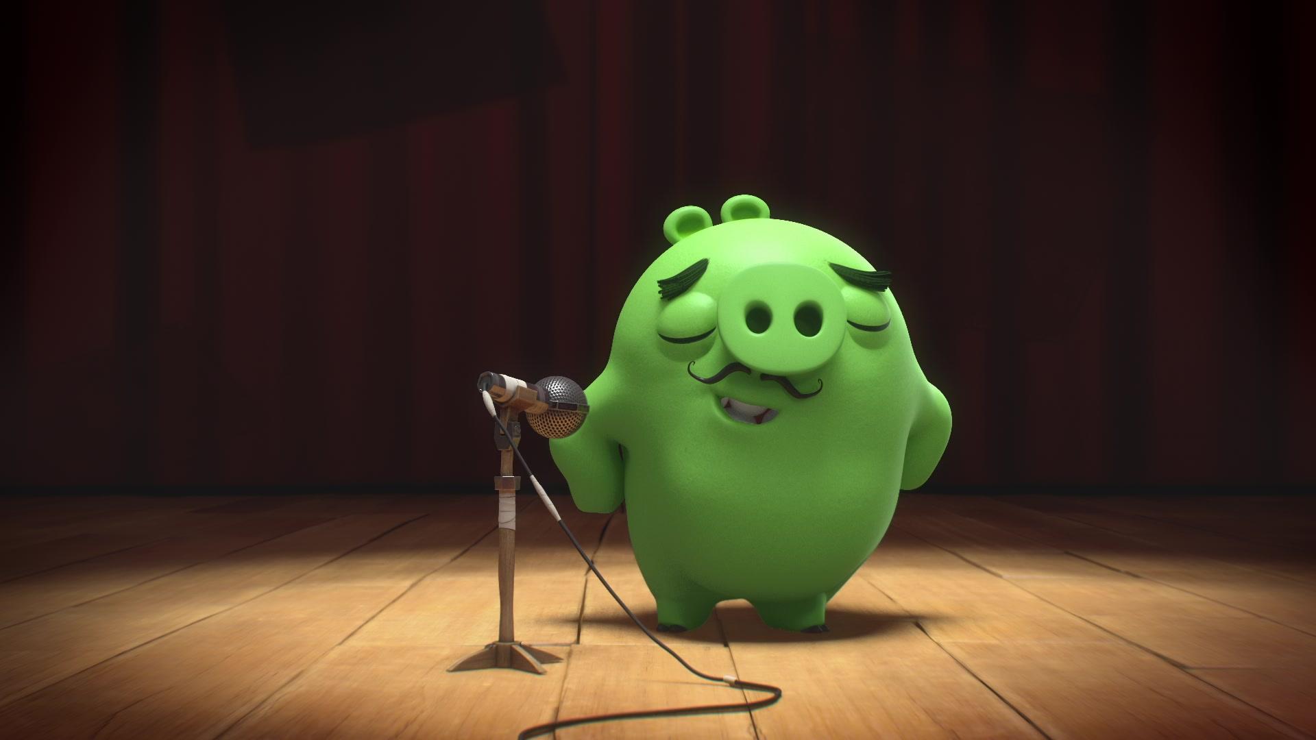 Истории свинок. Третий акт / Свинья прерывается
