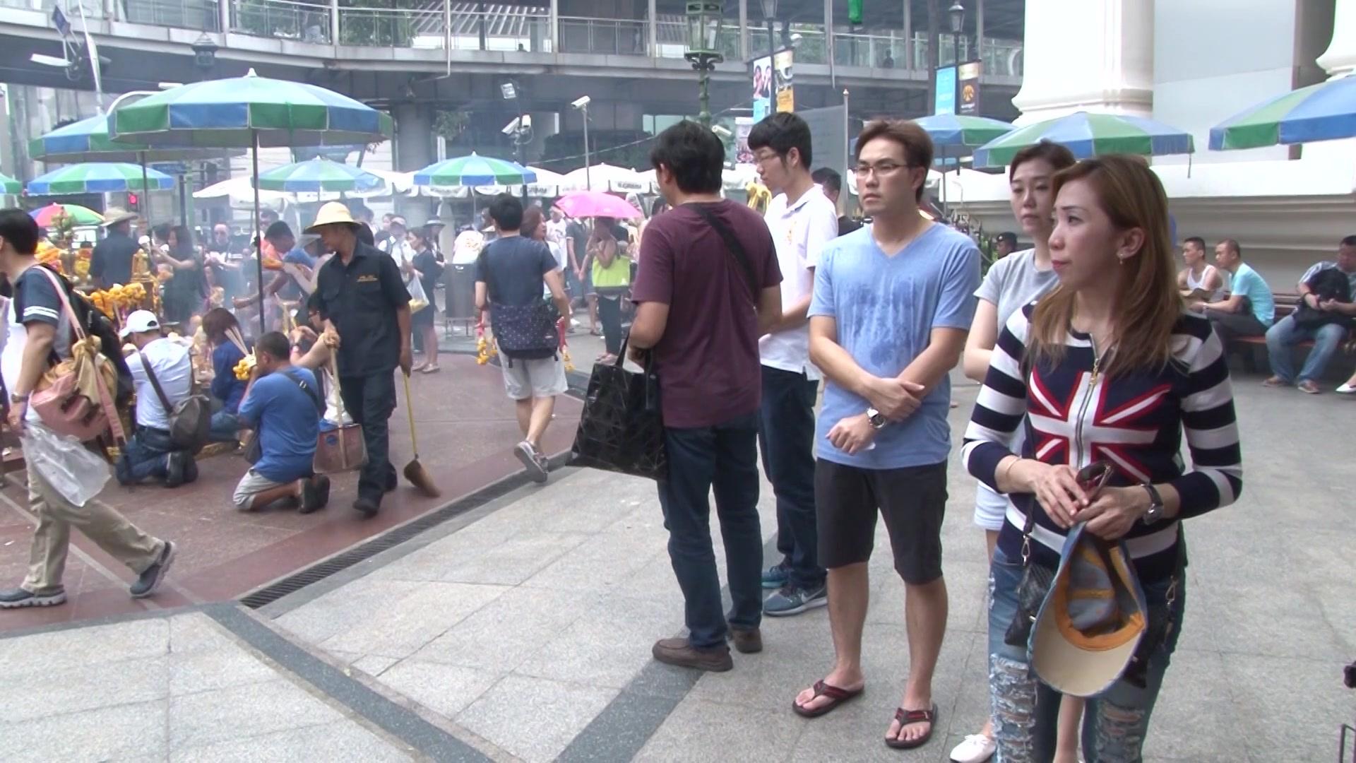 Мировая прогулка: Таиланд (Бангкок) - Серия 7