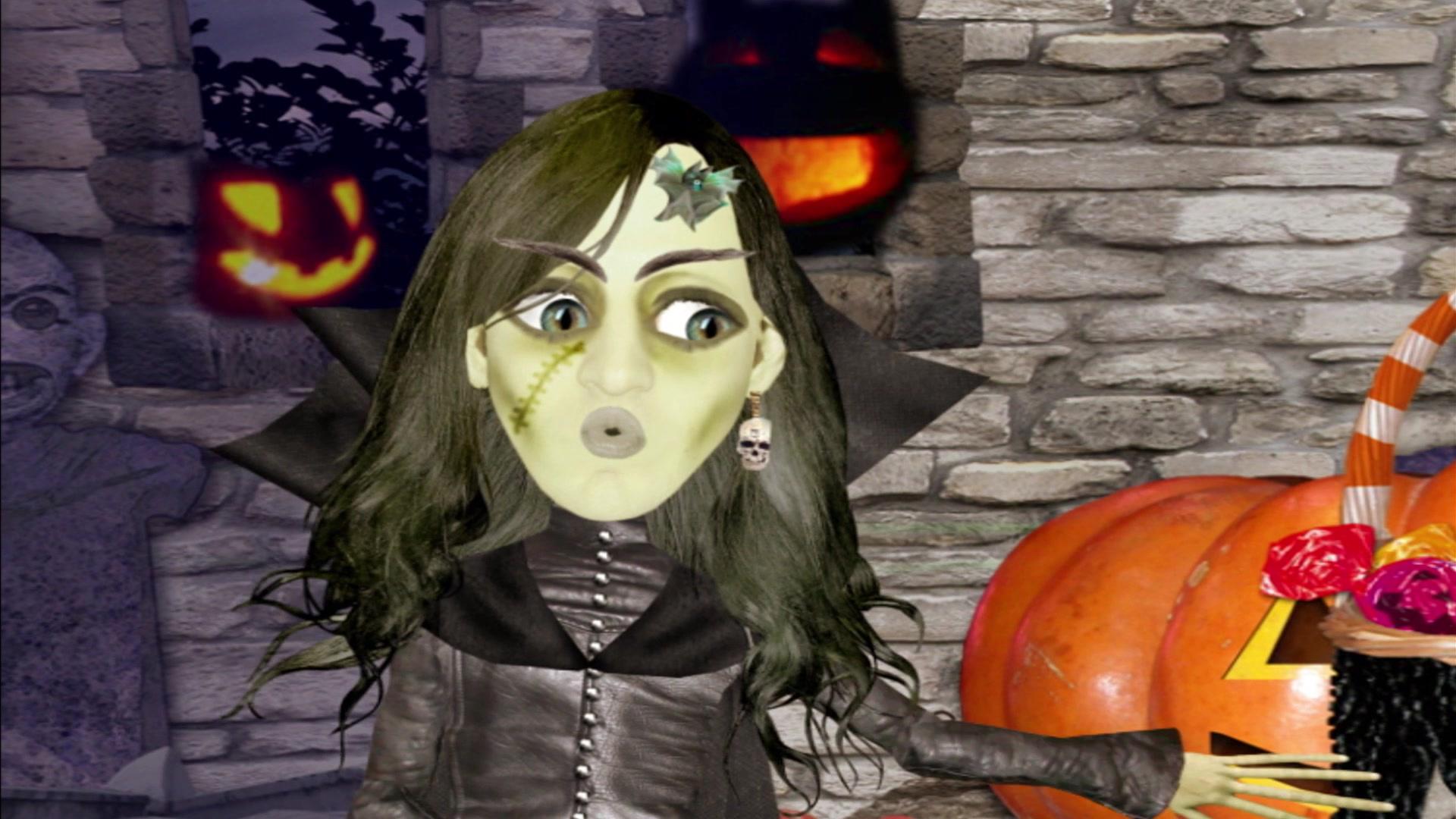 Флетмания / Хеллоуин