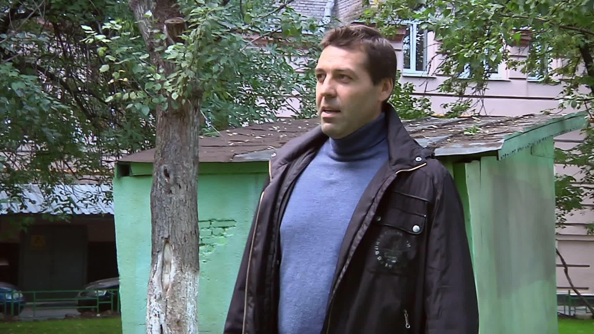 Участковый детектив / Не шумите по ночам