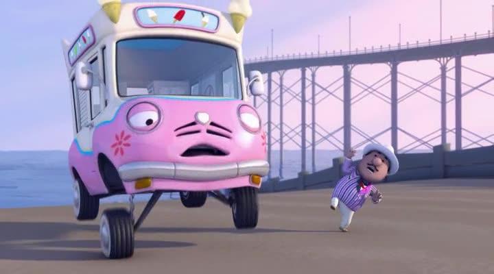 Олли: Веселый грузовичок / Икота